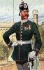 Anhalt Infanterie 1866 - Major vom Herzoglich Anhaltischen Infanterie-Regiment