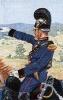 Bayern Artillerie 1870 - Unterlieutenant des 1. Artillerie-Regiments