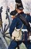 Bayern Artillerie 1870 - Kanonier des 4. Artillerie-Regiments