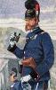 Bayern Pioniere 1870 - Major vom Genie-Regiment