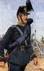 Braunschweig Artillerie 1870 - Kanonier