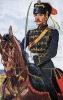 Braunschweig Husaren 1870 - Offizier