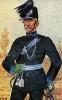 Braunschweig Infanterie 1866 - Offizier