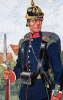 Frankfurt Infanterie 1866 - Gefreiter der Schützenkompanie im Linien-Bataillon