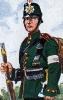Lübeck Infanterie 1866 - Füsilier des Füsilier-Bataillons Lübeck
