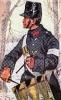 Österreich Infanterie 1864 - Trommler vom Infanterie-Regiment 80