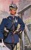 Preußen Pioniere 1870 - Premier-Lieutenant vom Westphälischen Pionier-Bataillon Nr. 7