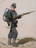 Preussen - Jäger vom Brandenburgischen Jäger-Bataillon Nr. 3