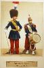 Infanterie - Linieninfanterie (Tambour-Major und Trommler)
