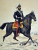 Generalstab - Kronprinz Albert von Sachsen