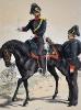 Artillerie - Fuß-Artillerie (Offizier und Kanonier)