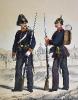 Infanterie - 2. Grenadier-Regiment Nr. 101 (Unteroffizier), 3. Infanterie-Regiment Kronprinz Albert (Musketier)